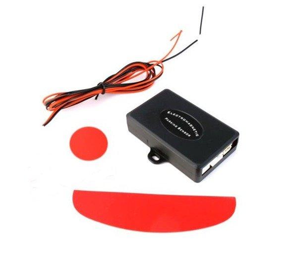 Elektromagnetyczne czujniki parkowania cofania LAGO z BUZZEREM CP201EM