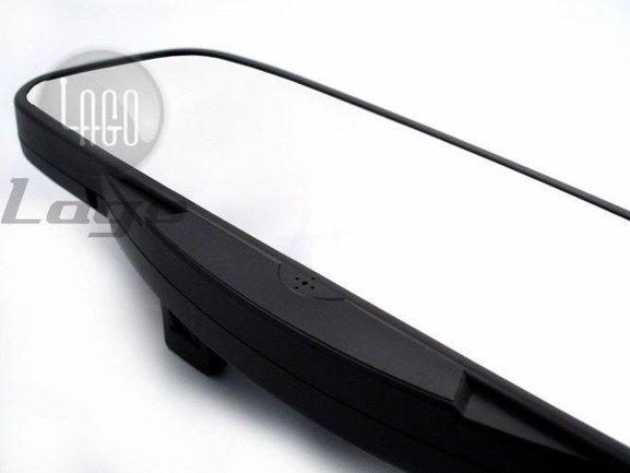 Czujniki cofania z bezprzewodowym wyświetlaczem wbudowanym w lusterko, 4 sensory,