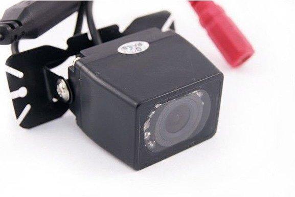 Kwadratowa kamera cofania z diodami IR CAM2
