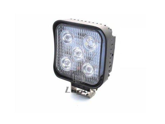 Kwadatowa lampa robocza, szperacz LED, 15W
