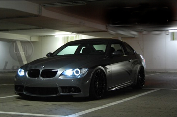 Led Marker BMW E90 E91 12W RINGI Angel Eyes
