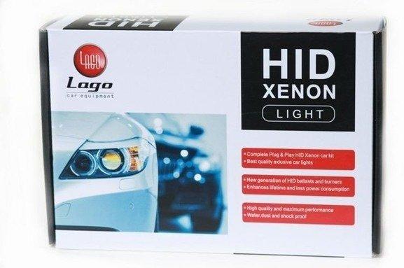 Zestaw HID Bi XENON H4 4300K B01 DC